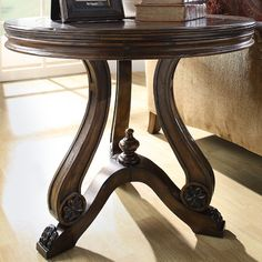 Found it at Wayfair - Tuscano End Table