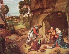 Natività Allendale - Giorgione