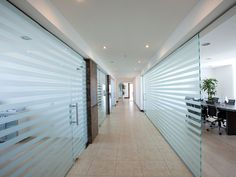 Glass partitions, glass systems for commercial offices #commercialconstruction #offices #glass