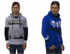 Trendy TRUSSARDI men's sweatshirts & hoodies: https://storebrandsvip.com/b2b/products/?category=1&gender=2&brand=25&page=5&_=1488289547493