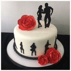 Dance Cake Dance Cakes, Custom Cakes, Desserts, Food, Pound Cake, Personalized Cakes, Tailgate Desserts, Deserts, Personalised Cakes