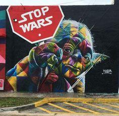 Stop Wars - Graffiti Kings