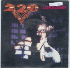 220 Volt Lorraine  7:Inch