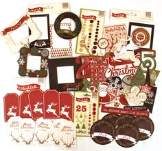 MY MINDS EYE SLEIGH BELLS RING EMBELLISHMENT KIT.  ONLY $9.99 regularly $25 at www.peachycheap.com!