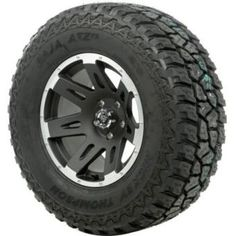 2013 Jeep Wrangler (JK) Wheel And Tire Package, Rugged Ridge Wheel And Tire...