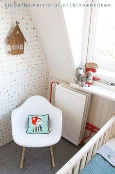 #babykamer #nursery | Binnenkijker kinderkamerstylist.nl