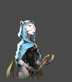 Dungeon Striker character