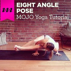 Aaaah yes Eight Angle Pose ( #Astavakrasana ). It looks so hard and amazing but how difficult is it really?   Kassandra Reinhardt ( @yoga_with_kassandra ) helps us realize how achievable this pose really is in her featured #yogatutorial for MOJO Members only this week.   MOJO Members just login over at mymojoyoga.com to see this detailed tutorial at the top of your Member Home Page this week!   If you're not a member yet you can check out a preview at the end of this week's blog over at…