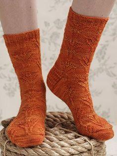 diy knit socks