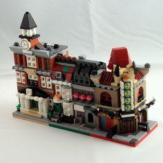 Mini Modulars Front | Flickr - Photo Sharing!