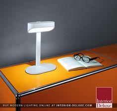 Onno LED Table Lamp - Helestra  Shop Online http://www.interior-deluxe.com/onno-led-table-lamp-p15340.html  #ModernLighting #InteriorDesign #Helestra