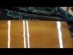 Curso barnizado a goma laca y otros barnices - YouTube