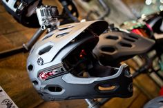 Convertible Bell Super 2 R Helmet - 2015 Mountain Bike Apparel & Protection at Eurobike 2014 - Mountain Biking Pictures - Vital MTB