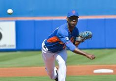 Rafael Montero and Jacob deGrom gave the Mets a little something to think about Friday. They are two of the talented young arms in camp who can be contributors at the major league level at some point this season, possibly as spot starters, relievers or even by winning the competition for the fifth spot in the rotation.