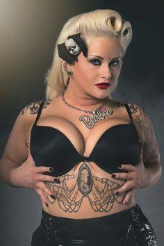 Model: Cat Monster Photography: Laura Dark