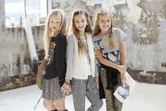 current tween fashions | Tahlia by Minihaha Winter 2014 girls clothing