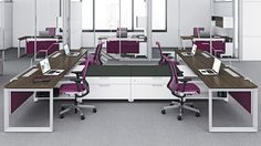 Answer Freestanding is designed for an office to get the most use out of their space.  This Steelcase system was designed to interact with other office furniture lines they have available.  Allows the space to be used for collaboration and also redesigned into a more focused workstation