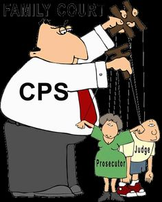 Don't be a pup-it for CPS child protective service