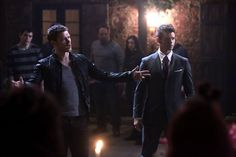 The Originals 1x21 'The Battle of New Orleans': Werewolves are shady as hell...
