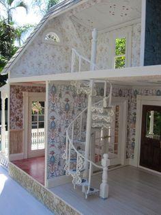 Mini Confessions: Robin Carey Dollhouses For Sale