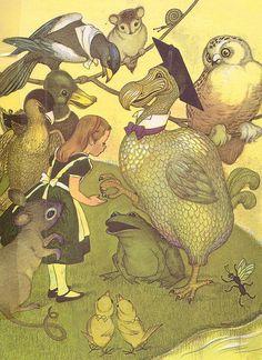 Art - Alice. Marjorie Torrey