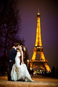 Paris Wedding Photo #Paris, #weddings, #photos, https://facebook.com/apps/application.php?id=106186096099420