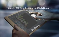 App design and Mobile website designers in Marbella. Website technology for Mobile devices