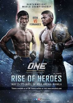 ONE FC 15: Rise of Heroes Ergebnisse - Results