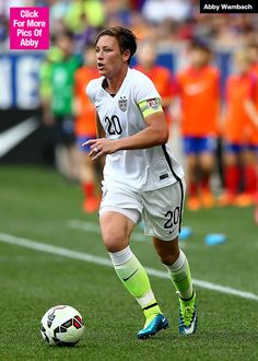 A new generation of U.S. soccer emerged last night, and we have Abby ... Abby Wambach  #AbbyWambach