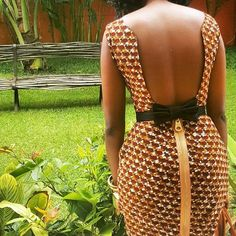It is Fashion Double Delight! Get Gorgeous with Eye-Catching Ankara & Aso-Ebi Styles - Wedding Digest Naija Latest Ankara Dresses, Ankara Dress Styles, Latest African Fashion Dresses, African Dresses For Women, African Print Dresses, African Attire, African Wear, African Women, African Prints