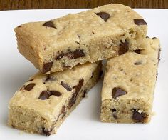 Espresso Chocolate Chip Shortbread Cookies by Fine Cooking