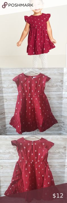 4T 2T NWT Old Navy Girls Sundress 6-12 Mos 3T