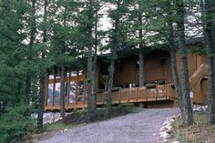 Get the best rate at HI Canmore, Alpine Club of Canada hostel in Canmore, Alberta outside Banff National Park. Banff National Park, National Parks, Hostel, Canada, Plants, Plant, Planets