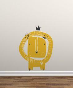 Décoration murale #yellow #kidsroom