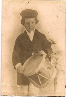 A Confederate drummer boy ~ Westmoreland Preservation Alliance.