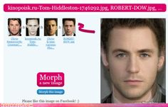 This Avenegers Face Morph Could Possibly Lead to The End of The World.    Thor+Loki+Cpt. America+Iron Man=Where have you been all my life?    via ROFLRAZZI.com