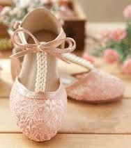 flower girl shoes - Google Search