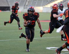 2012 grad, Dre' Nelson, now Princeton RB with 2TDs including an 89 yard opening kickoff return in game against Davidson.