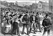 Pinkerton history