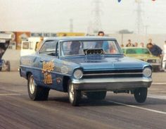 Jungle Jim Nova Funny Car