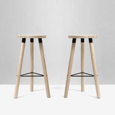 Design By Them Partridge Bar Stool $550