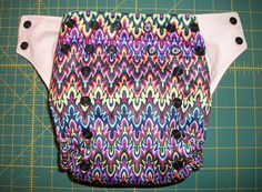Simple Diaper-Sewing Tutorials: One-Size Stay-Dry All-in-One- can't find the perfect diaper? Make your own!