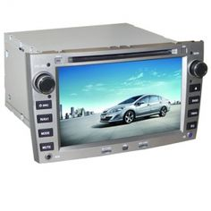 7\ Peugeot 308 DVD Player with touch screen, USB, SD, AM/FM radio, TV, Bluetooth, Ipod, Igo map with 2G SD card