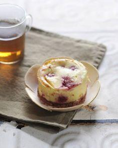 Cheesecake aux framboises pour 4 personnes - Recettes Elle à Table