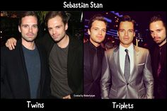 I made this with 2 pictures I found online-Sebastian ⭐ Stan created by Kimberlydyan