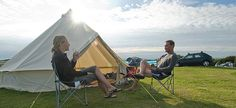 Camping and Touring in Devon