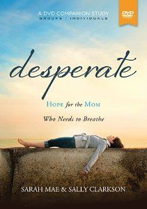 Encouragement for moms (possible book group book?)