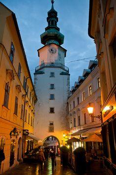 St. Michal's Gate - Bratislava