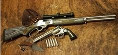 Grizzly Custom Guns 1895 Outback Guide Gun in Government - The Truth About Guns Marlin 45 70, Marlin Lever Action Rifles, 45 70 Government, Marlin 1895, Tactical Shotgun, Custom Guns, Military Guns, Hunting Rifles, Guns And Ammo