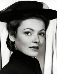 Gene Tierney - The Ghost and Mrs. Muir, 1947